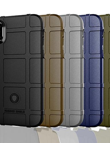 Θήκη Za Apple iPhone XS / iPhone XR / iPhone XS Max Mutno Stražnja maska Jednobojni Tvrdo PC