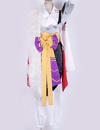 povoljno Anime kostimi-Inspirirana InuYasha Cosplay Anime Cosplay nošnje Japanski Cosplay Suits Posebni dizajni More Accessories / Kostim Za Muškarci / Žene