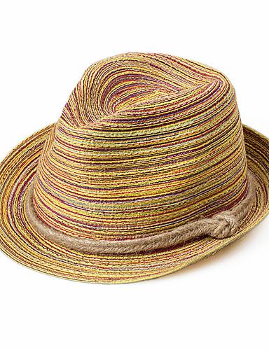 90b5a86bd47 Women s Cute Straw Hat   Sun Hat - Striped 7150167 2019 –  11.99