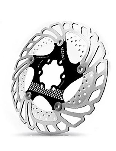 halpa Jarrut-Bike Jarrut ja osat / Polkupyörän kelluva jarrulevy Maastopyörä Kestävä / Helppo asentaa / Lämpöhäviö Ruostumaton teräs / Aluminum Alloy Musta / Fuksia