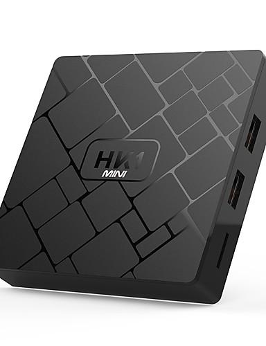 رخيصةأون اكسسوارات الصوت-android 8.1 tv box 4k rk3229 رباعي النواة 2 جيجابايت 16 جيجابايت h.265 wifi media player set top box hk1