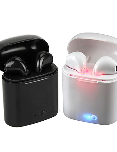 povoljno Headsetovi i slušalice-litbest i7s-lx tws istinske bežične slušalice air earbuds bluetooth 5.0 bežične sportske handsfree mini mini slušalice airpods alternative