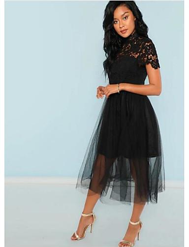 fc0e6b20a5 cheap Women's Dresses-Women's Basic Street chic