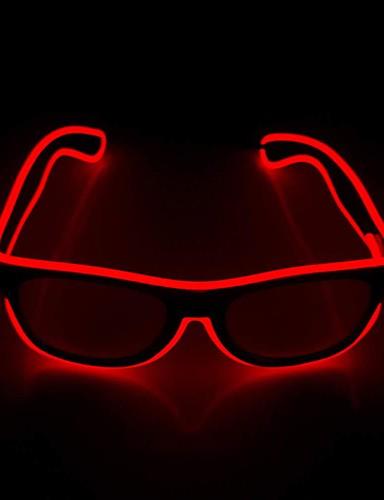billige Belysning-brelong lysende led briller roman lys briller justerbar el linje neon briller ferie dekorasjon