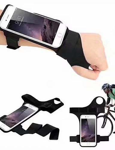 מארז אוניברסלי / מחזיק כרטיס armband מוצק צבעוני ניילון רך תרגיל