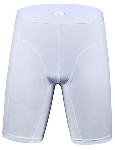 voordelige Herenondergoed & Zwemkleding-Standaard Boxer Heren Medium Taille