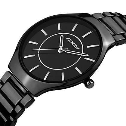 sinobi pánské ocelový pás quartz analogové náramkové hodinky (různé barvy) 7c314b9a3f2