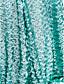 economico Vestiti da sera-A tubino cinghie Strascico a terra Con strass Graduazione / Serata formale / Ballo militare Vestito con Perline di TS Couture®