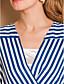 billiga TS-toppar-TS Lös Stripes långärmad skjorta