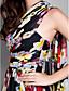 hesapli Gece Elbiseleri-Sütun Tek Omuz Yere Kadar Şifon Kırma Dantel Yan Drape ile Resmi Akşam Elbise tarafından TS Couture®
