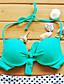 cheap Women's Swimwear & Bikinis-Muairen® Women'S WaiSt Cover Belly Hanging Neck Double Bijinibo Point SwimSuit