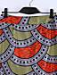 זול חצאיות לנשים-קיץ חצאיות Midi יום יומי\קז'ואל ליציאה דפוס עפרון בוהו נשים