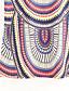 abordables Robes pour Femmes-Femme Quotidien Rétro Chic de Rue Mini Robe Gaine Bretelles Croisées Imprimé Col Arrondi Sans Manches