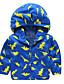 preiswerte Jacken & Mäntel für Mädchen-Mädchen Anzug & Blazer Lässig/Alltäglich einfarbig Baumwolle Frühling Herbst Lange Ärmel