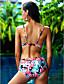 halpa Bikinit ja uima-asut 2017-Naisten Bikini - Painettu Niskalenkki