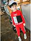 preiswerte Kleidersets für Jungen-Jungen Sets Andere einfarbig Baumwolle Frühling Herbst Kleidungs Set