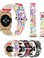 halpa Smartwatch-nauhat-Watch Band varten Apple Watch Series 4/3/2/1 Apple Perinteinen solki Aito nahka Rannehihna