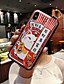 hesapli iPhone Kılıfları-Pouzdro Uyumluluk Apple iPhone XS / iPhone XR / iPhone XS Max Toz Geçirmez / Satandlı / Temalı Arka Kapak Kelime / Cümle / Karton Silika Jel