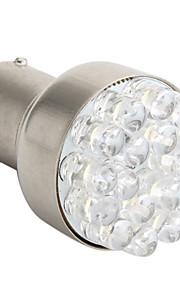 Ampoule LED Blanche pour Feux de Freinage de Voiture (12V), 1157 1.5W 18-LED