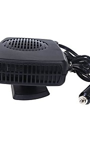 auto auto voertuig elektrische ventilator kachel verwarming voorruitontwaseming demist 12v 200w