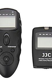 JJC Wireless Timing Remote Control TC-80N3 for Canon 5D 6D 7D 5D2 5D3 1Dx 1Ds