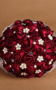 Fleurs de mariage Bouquets Mariage Satin 25cm