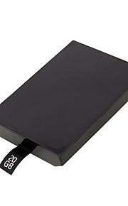 20gb hdd kit di disco del disco rigido interno per microsoft xbox 360 sottile&Xbox 360 e console di gioco