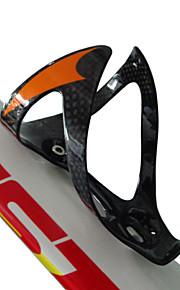 Sykkel Water Bottle Cage Bærbar Lettvekt Anvendelig Slitasje-sikker Holdbar Til Sykling Vei Sykkel Fjellsykkel BMX TT Sykkel med fast gir Full Carbon Oransje Rød Grønn 3 pcs