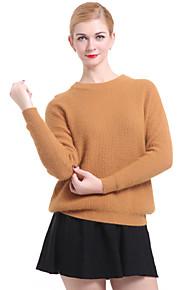 2c025c4d7b1f 65 Γυναικεία Μακρυμάνικο Πουλόβερ - Μονόχρωμο   Άνοιξη   Φθινόπωρο