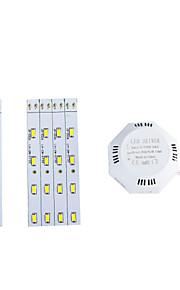 1pc 2400 lm Φωτιστικό Οροφής leds LED Υψηλης Ισχύος Διακοσμητικό Θερμό Λευκό Ψυχρό Λευκό 220V-240V