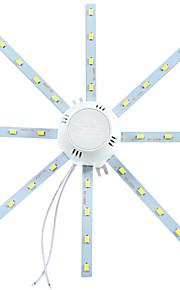YWXLIGHT® 1280 lm Φωτιστικό Οροφής 32 leds SMD 5730 Διακοσμητικό Ψυχρό Λευκό AC 220-240V