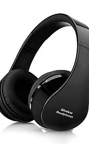 NX8252 Over Oor Draadloos Hoofdtelefoons Gebalanceerde Armatuur Muovi Mobiele telefoon koptelefoon Met volumeregeling met microfoon