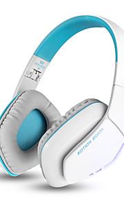 KOTION EACH B3506 Draadloos Hoofdtelefoons Piëzo-elektriciteit Muovi Mobiele telefoon koptelefoon Met volumeregeling met microfoon
