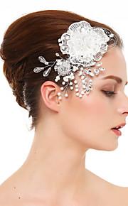 Kristal Kant Strass Hiusten kaltaiset 1 Bruiloft Speciale gelegenheden  Helm