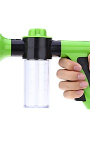 Auto agua pulverizador coche alta presión boquilla pistola con espuma agua jardín lavado