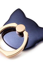 Skrivebord Universal Mobiltelefon Montage Stativ Holder Ringholder Universal Mobiltelefon Metal Holder