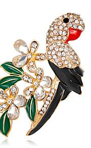 Dames Broches - Dier Uniek ontwerp, Modieus, Euramerican Broche Diverse Kleuren Voor Speciale gelegenheden / Evenement / Feest / Dagelijks / Causaal