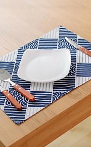 Puuvillasekoite Muuta Table Cloths Tulostus Other Pöytäkoristeet