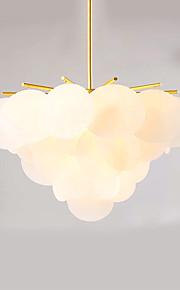 4 lumières Lustre Lumière d'ambiance - Style mini, 110-120V / 220-240V Ampoule non incluse / 15-20㎡ / E12 / E14