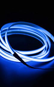 BRELONG® 0 светодиоды Белый Розовый Зеленый Синий Красный Водонепроницаемый Самоклеющиеся <5V