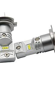 2pcs Stationær Elpærer 35W W Høj præstations-LED lm 2 Hovedlygte ForUniversel Universel Universal