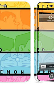 1 pezzo Autoadesivo della Pelle per Anti-graffi Lolita A fantasia PVC iPhone 5c