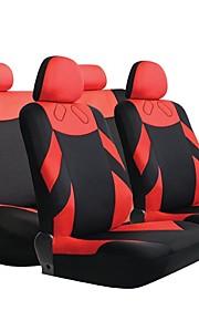 Sædeovertræk til din bil Sædebetræk Tekstil Til Universel
