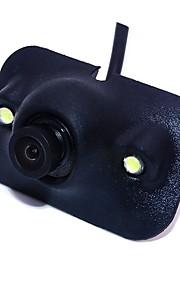 ziqiao ccd hd nat vision bil kamera 360-graders roterende blind spot område skydning