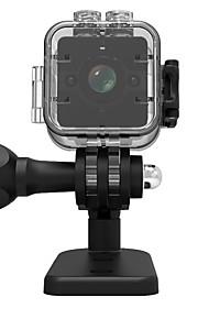 VESKYS QS112 12MP 4032 x 3024 Udendørs Vandtæt 720p 1080P 30fps Nej Nej 32GB M-JPEG Engelsk Forenklet kinesisk Enkeltfoto 30m