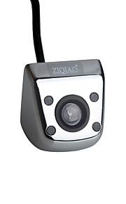 ZIQIAO CCD Ledning 170 grader Bagende Kamera Vandtæt for Bil