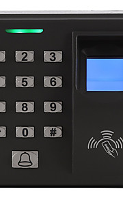 M-F100 Adgangskontrol tastatur ID Kort Adgangskode Fingeraftryk Fabrik Kontor
