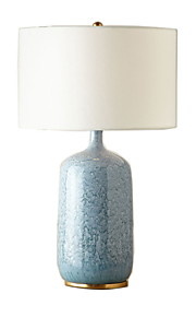 Rustico / campestre Decorativo Lampada da tavolo Per Ceramica 220-240V Blu