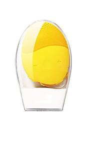 Pulizia facciale for Donne Carino Stile Mini Resistente all'acqua Uso senza fili Leggerezza Luce e comodo Design ergonomico <5V