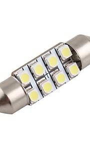 1 Stykke Bil Elpærer 1.2W LED Indvendige Lights For Universel General Motors Alle år